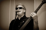 Jeff Smith on bass